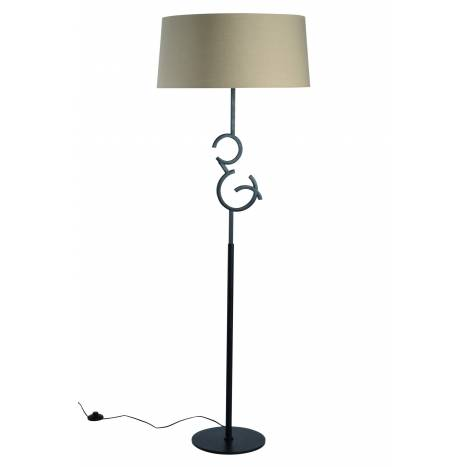 MANTRA Argi 40cm floor lamp 3l
