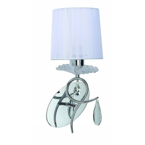 MANTRA Louise wall lamp 1L