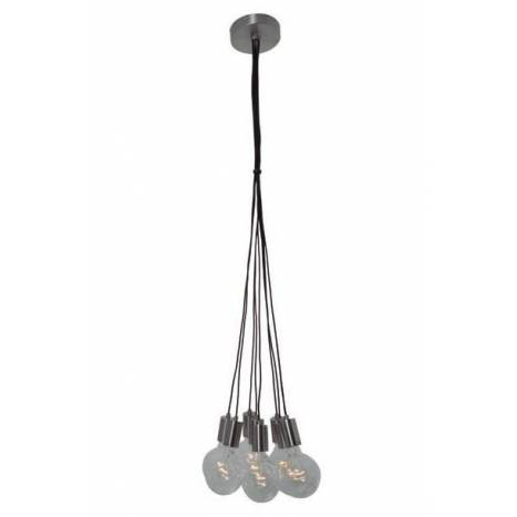 AROMAS Crow pendant lamp 8L black