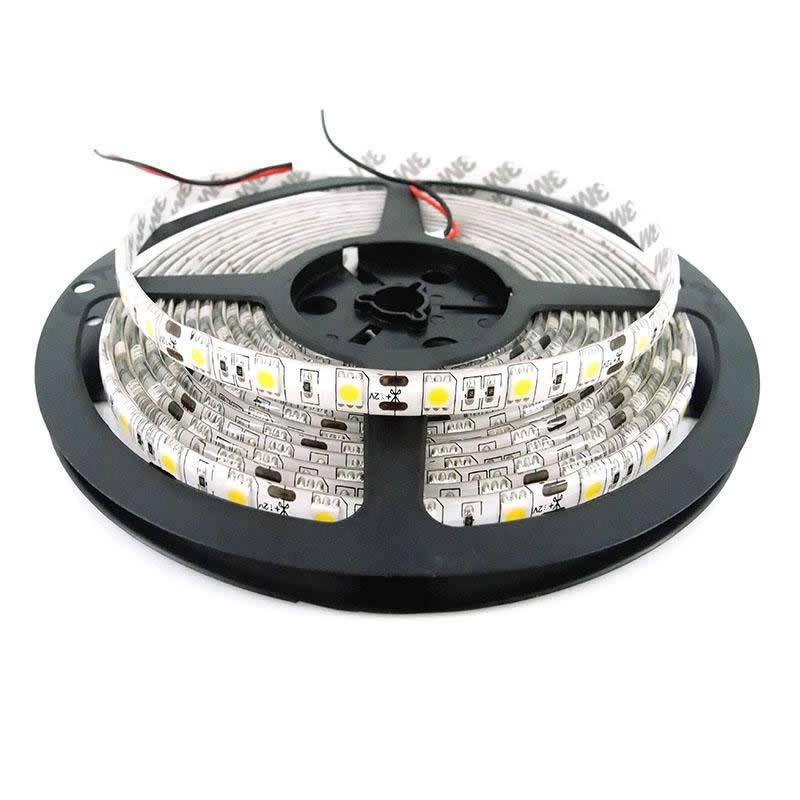 Tira LED 5mts 14.4w 60 LEDS/M 24VDC IP20 de Maslighting