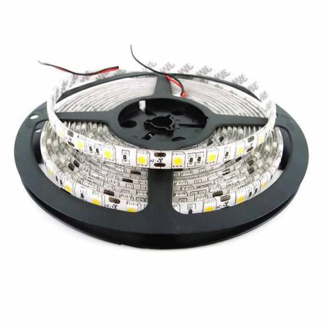 Tira LED 5mts 14.4w 60 LEDS/M 24VDC IP65 de Maslighting