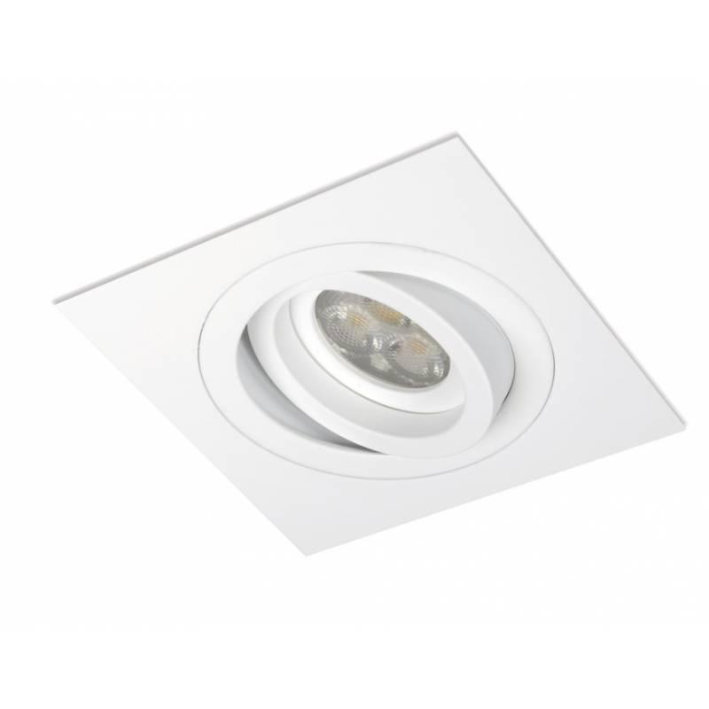 BPM Mini Katli square recessed light white