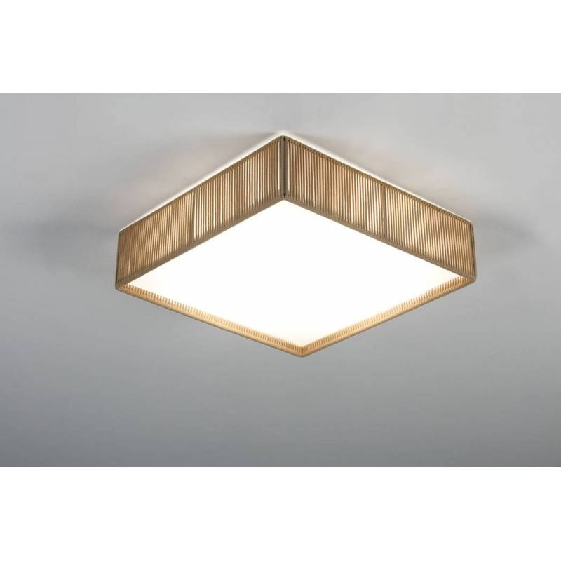 OLE by FM Bass 60cm ceiling lamp rope colors