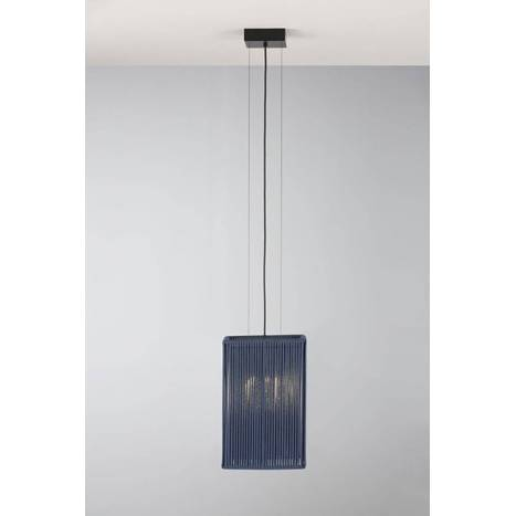 OLE by FM Bass 20cm pendant lamp rope colors