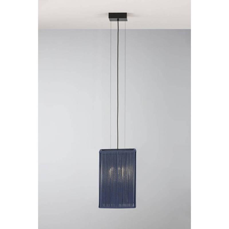 OLE by FM Bass 20cm pendant lamp rope colors