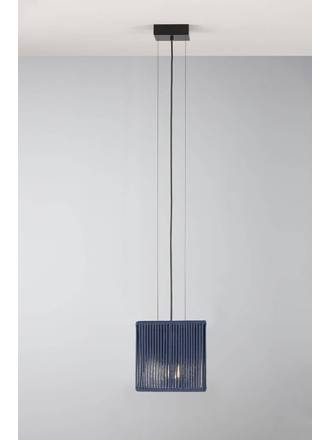 OLE by FM Bass 25cm pendant lamp rope colors