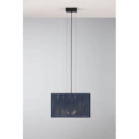 OLE by FM Bass 40cm pendant lamp rope colors
