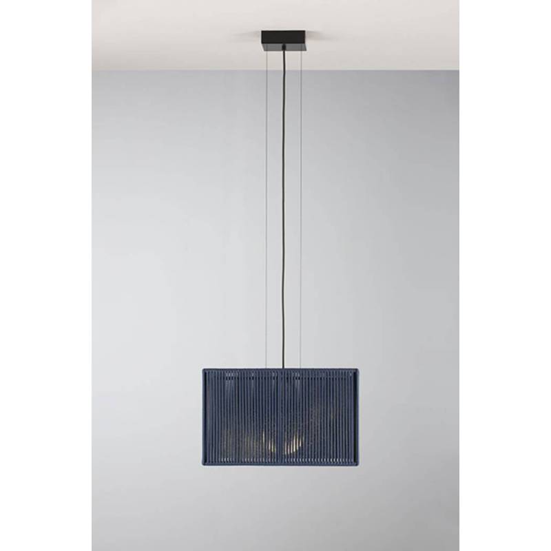 OLE by FM Bass 40cm pendant lamp rope colors