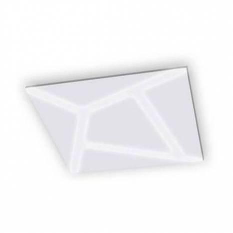 Plafon de techo Stripes LED blanco de Ole