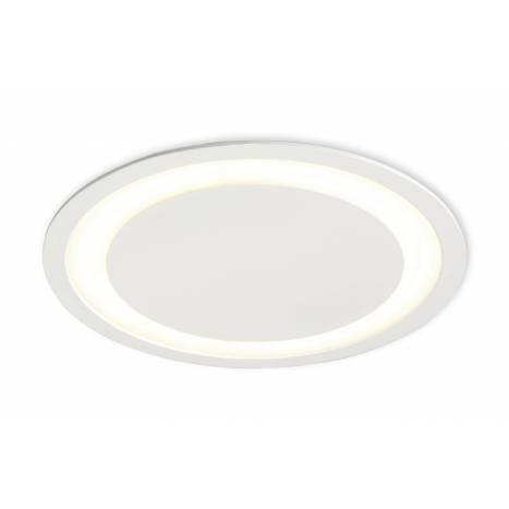 ole by fm halo eco downlight led 20w white. Black Bedroom Furniture Sets. Home Design Ideas