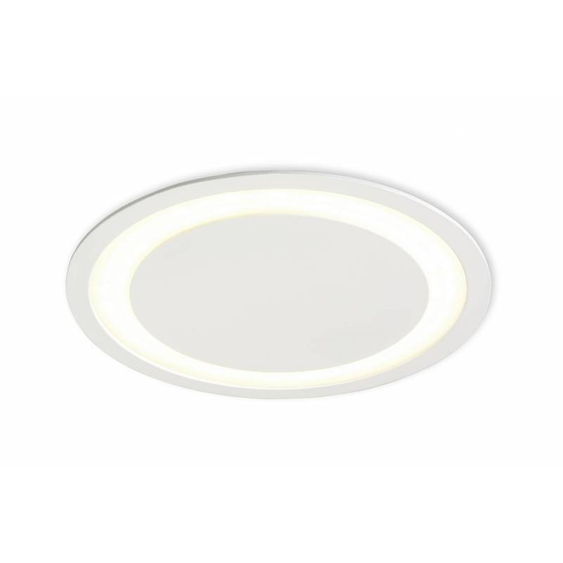 ole by fm halo eco downlight led 10w white. Black Bedroom Furniture Sets. Home Design Ideas