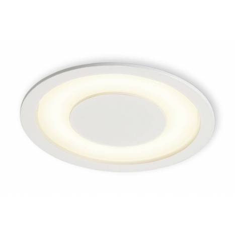 Foco empotrable Halo Eco LED 6w blanco de Ole