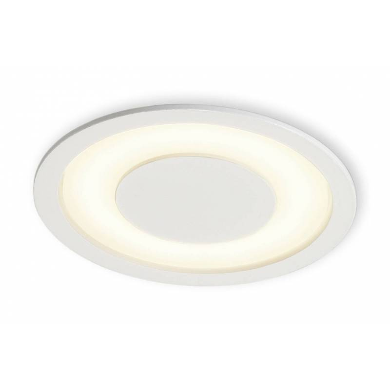 Foco empotrable Halo Eco LED 6w blanco de Ole