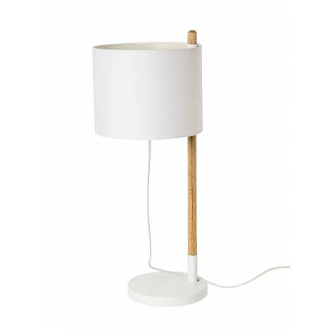SULION Nordic table lamp wood