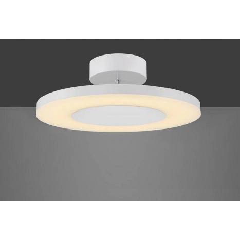 Plafon de techo Discobolo LED 28w blanco de Mantra