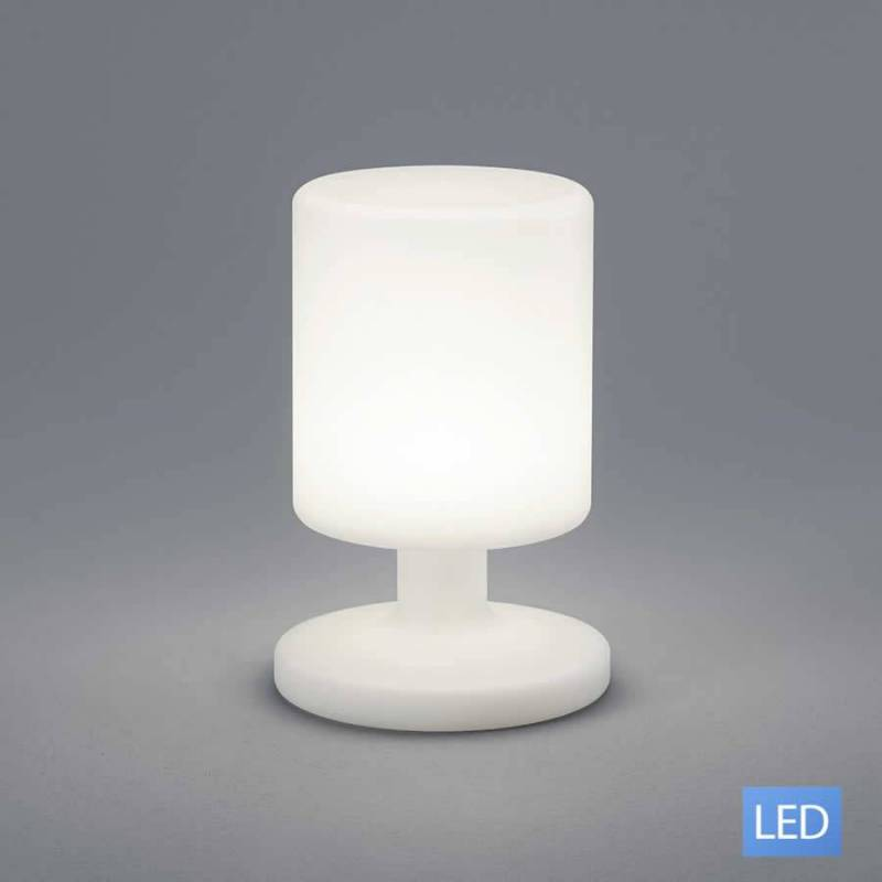 L mpara portatil barbados led 2w blanco trio - Lamparas de sobremesa para salon ...
