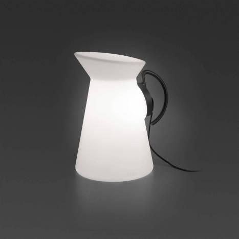 FARO Jarrett outdoor portable lamp 1L E27