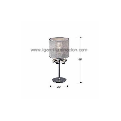 SCHULLER Andromeda table lamp small 1xE14
