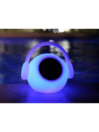 MANTRA Wazowsky lamp + speaker LED RGB