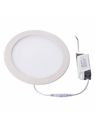 Downlight LED 18w SMD circular blanco extraplano - Nerea