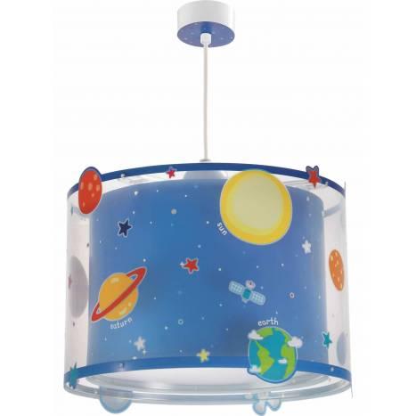Lámpara colgante Planets 1 luz - Dalber