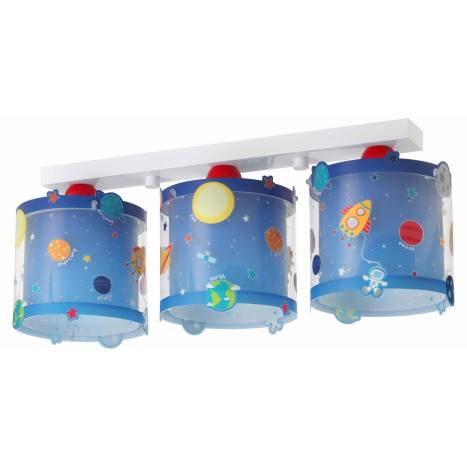 Lámpara de techo Planets 3 luces - Dalber