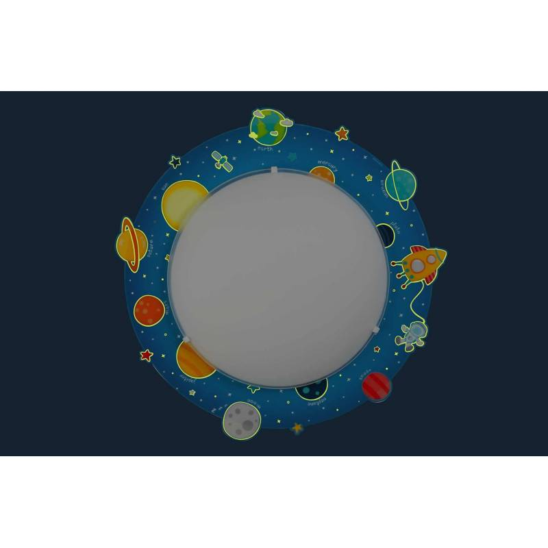 DALBER Planets ceiling fixture lamp