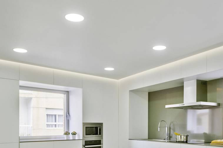 Downlight de LED