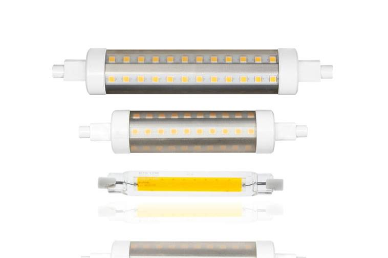 LED R7s LED Bulbs