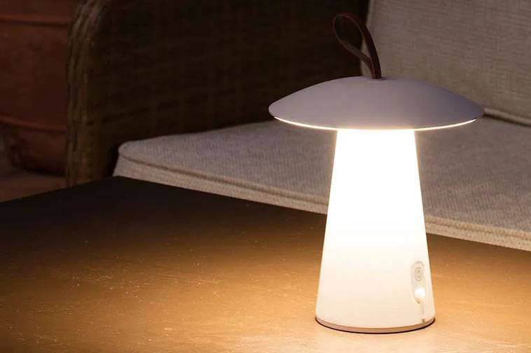 Outdoor portable lamps