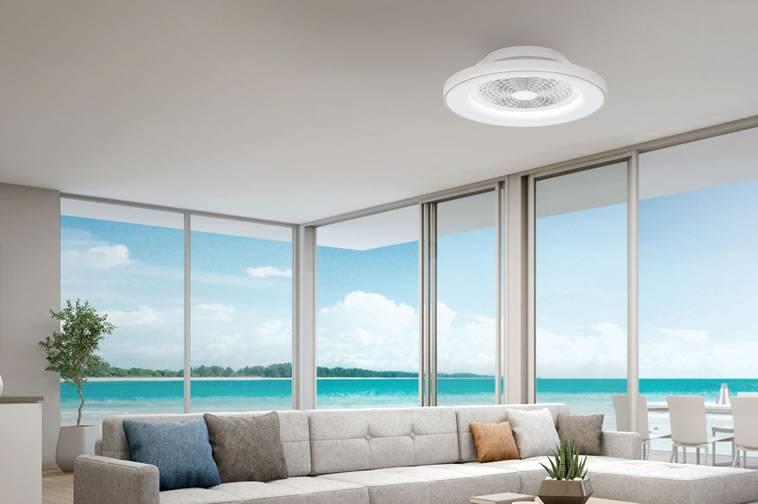 Ventiladores de techo a precios increibles igan iluminaci n - Precios ventiladores de techo ...