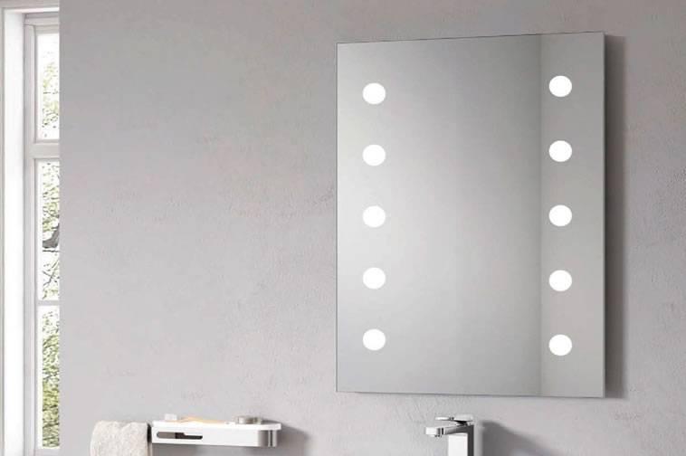 Espejos de baño LED