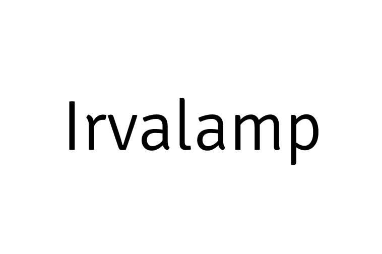 Irvalamp