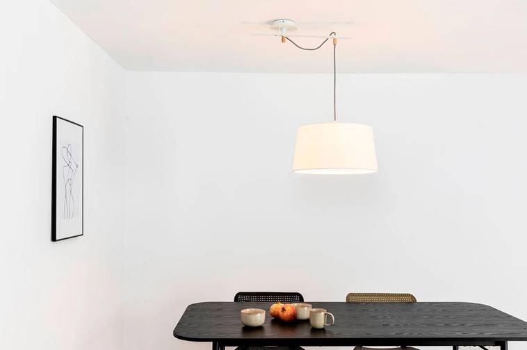 L mparas de techo articuladas igan iluminaci n - Catalogos de lamparas de techo ...