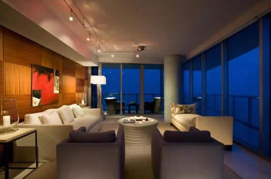 Consejos iluminacion salon moderno